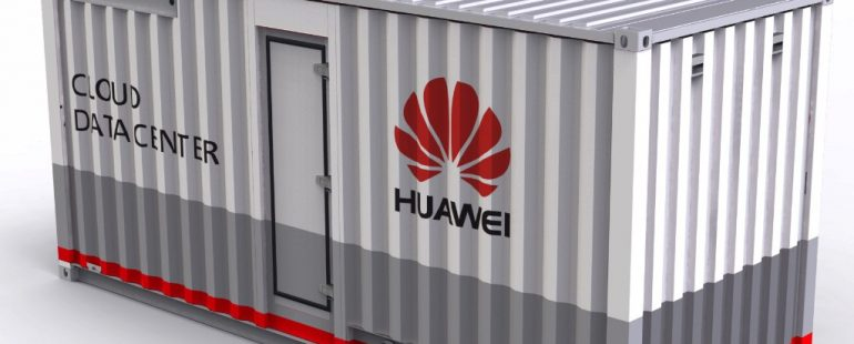 container data center huawei
